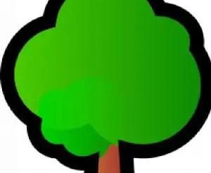 La brisa y el árbol
