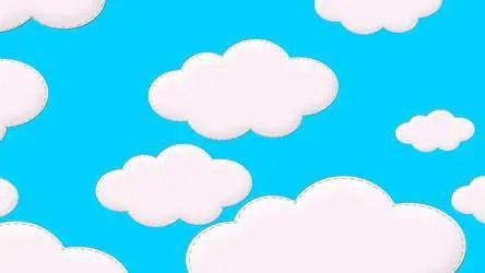 nubes animadas