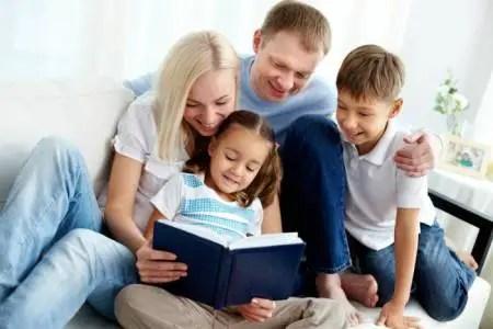 Guía para estimular la lectura en los niños