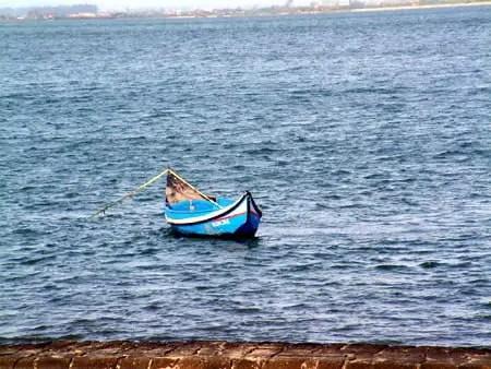 Poesía para reflexionar sobre mi barca