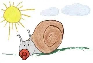 cuentos cortos de caracoles