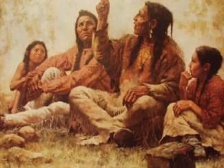 Leyenda de los indios Onondaga