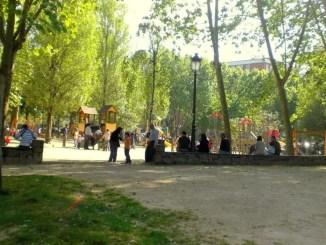 Cuentos de parques