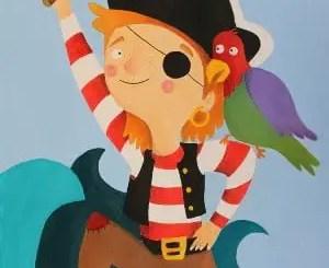 Cuentos de piratas para niños