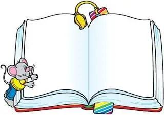 Poesías infantiles sobre libros