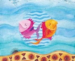Poema de peces enamorados