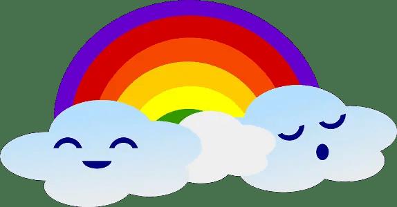 Cuento de los colores del arcoiris