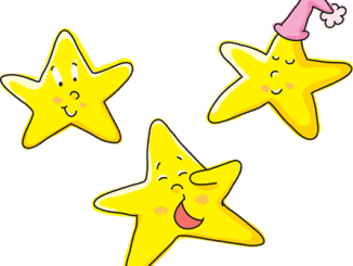 Poesías infantiles de estrellas