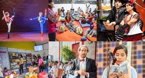 Actividades Feria Internacional del Libro Infantil y Juvenil
