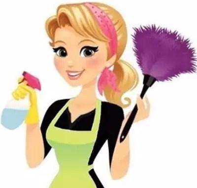 Cuento sobre la limpieza del hogar