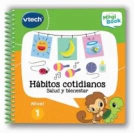 Libro para magibook Habitos cotidianos. Salud y bienestar