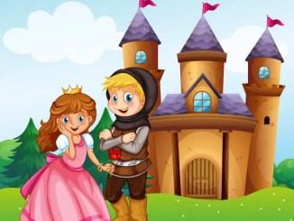 Cuentos de príncipes y castillos