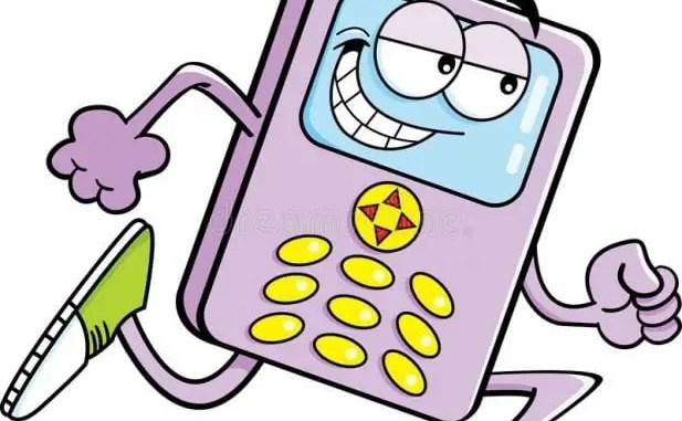Cuentos infantiles sobre celulares