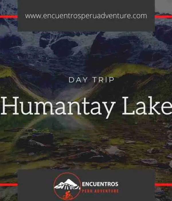 Humantay Lake Peru Day Trip