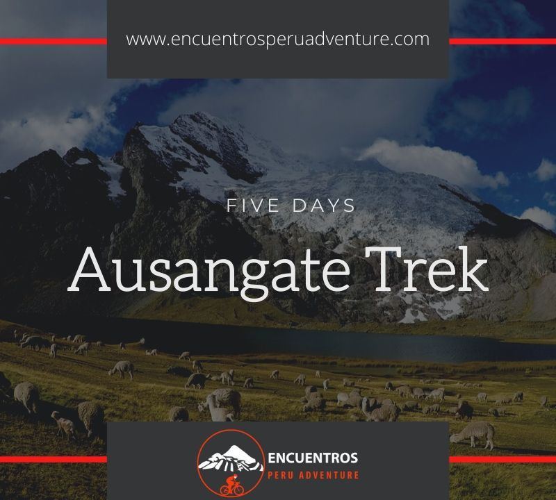 Ausangate Trek from Cusco