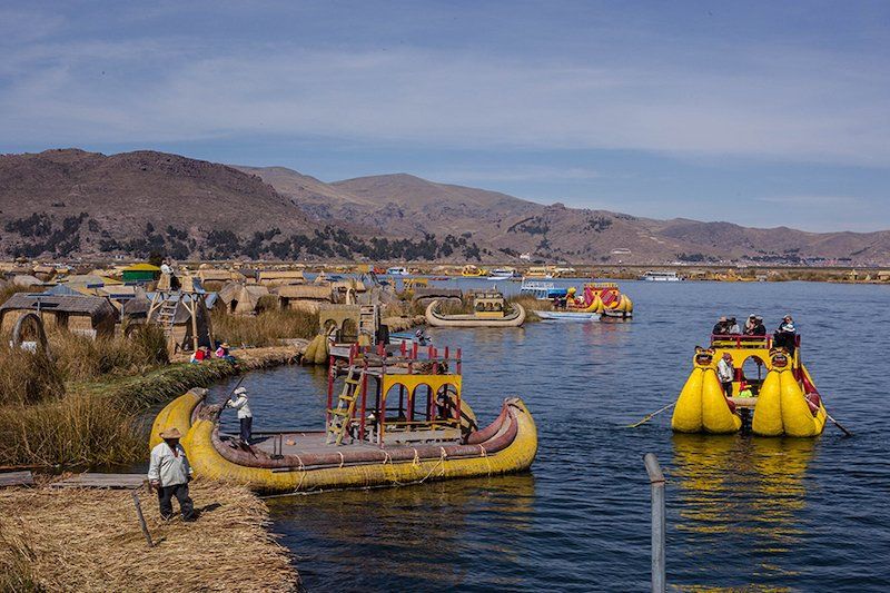 Puno Uros Taquile, Tour Uros Taquile, Lake Titicaca Day Trip