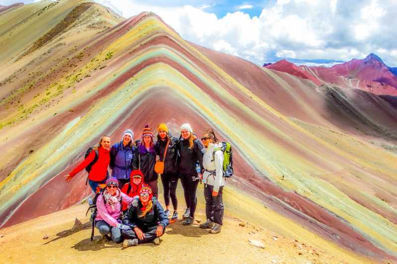 Rainbow Mountain Vinicunca