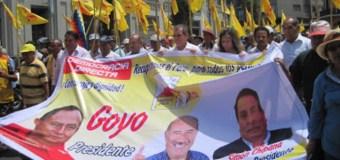 Precandidatos al congreso más populares por la lista de Democracia Directa en Lima
