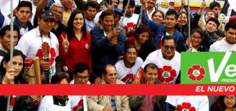 Candidatos al congreso favoritos del Frente Amplio en Lima