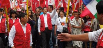 Precandidatos al congreso más populares por la lista de Perú Libertario en Lima