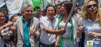 Candidatos al congreso favoritos de Perú Posible en Lima