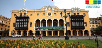 Elecciones 2018 │Encuesta Alcaldía de Lima – Abril 2017