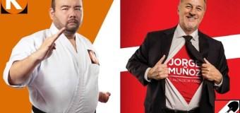 Debate: Diethell Columbus vs Jorge Muñoz