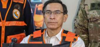 Aprobación de Martín Vizcarra bajó de 82% a 69% en noviembre según Datum