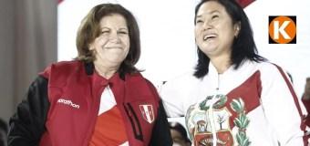 Encuesta IEP: 69% desaprueba desempeño de Keiko Fujimori post segunda vuelta