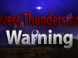 Expired: Severe Thunderstorm Warning for Lenoir, Greene, and Pitt Counties Until 5:00 PM