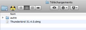 Dossier téléchargement