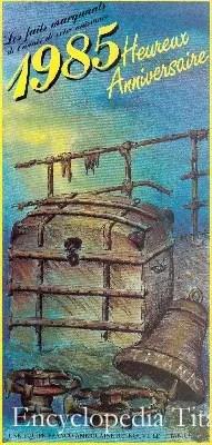 1985 A Titanic Find