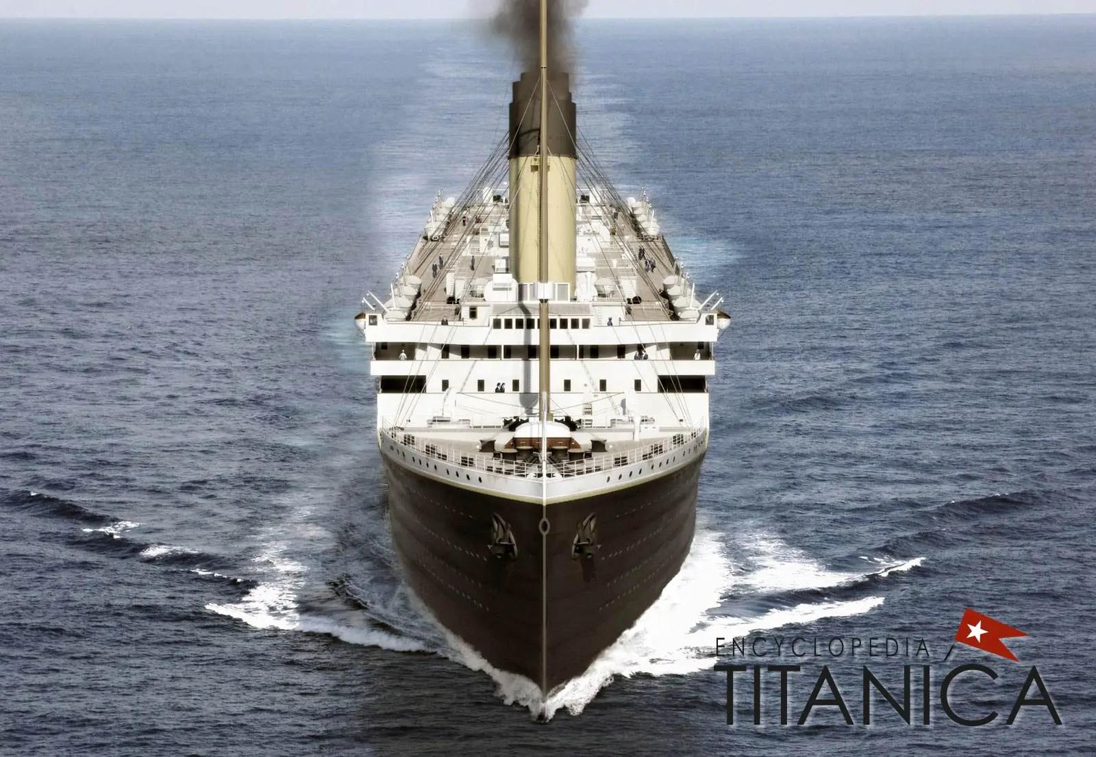 Pin RMS Titanic Blueprints Images To Pinterest