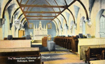 New Melleray Monastery Encyclopedia Dubuque