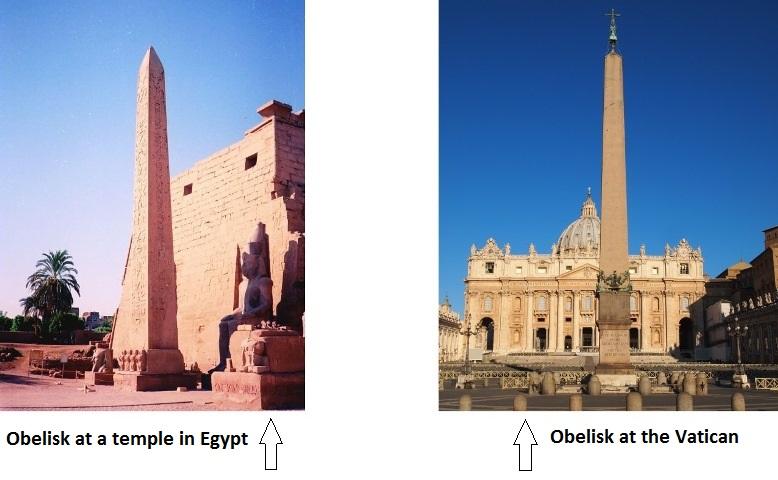Egyptian Obelisk Vatican