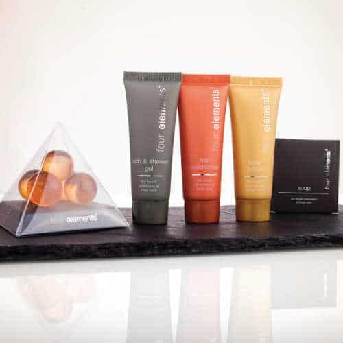 Hotel Cosmetics, Four Elements, Endeavor Czech s.r.o., Greece, Cyprus, Ξενοδοχειακός Εξοπλισμός, Ξενοδοχειακά Είδη, Ελλάδα, Κύπρος, Greece, Cyprus