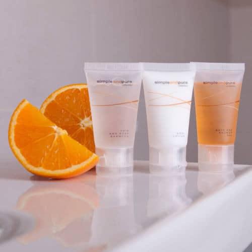 Hotel Cosmetics, Simple and Pure, Endeavor Czech s.r.o., Greece, Cyprus, Ξενοδοχειακός Εξοπλισμός, Ξενοδοχειακά Είδη, Ελλάδα, Κύπρος, Greece, Cyprus