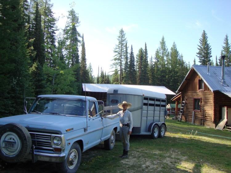 Bills Old Blue Truck