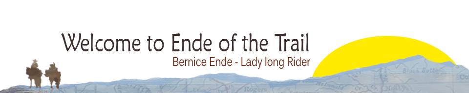Ende Of The Trail