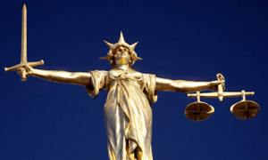 Photo: Scales of Justice