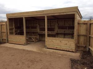 New Fosse Meadows Bird Hide