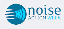 Noise Action Week Badge