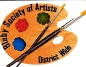 Blaby Society of Artists - District Wide - Logo