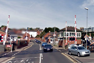 Narborough Level Crossing
