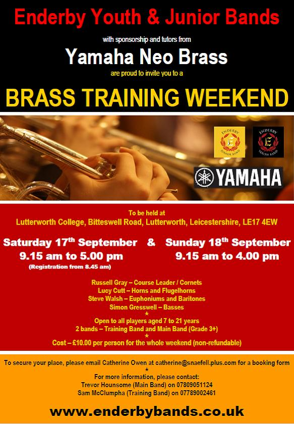 brass-training-weekend
