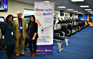 Blaby DC - Quit Ready Gym Offers