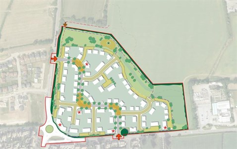 Countesthorpe Application graphic