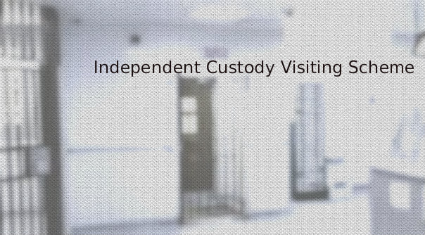 independent custody visiting