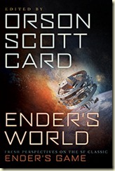 essay on the book enders game But i could squeak up about ender's game by orson scott card  if you really  like this book and hate this essay, i don't have a problem with.
