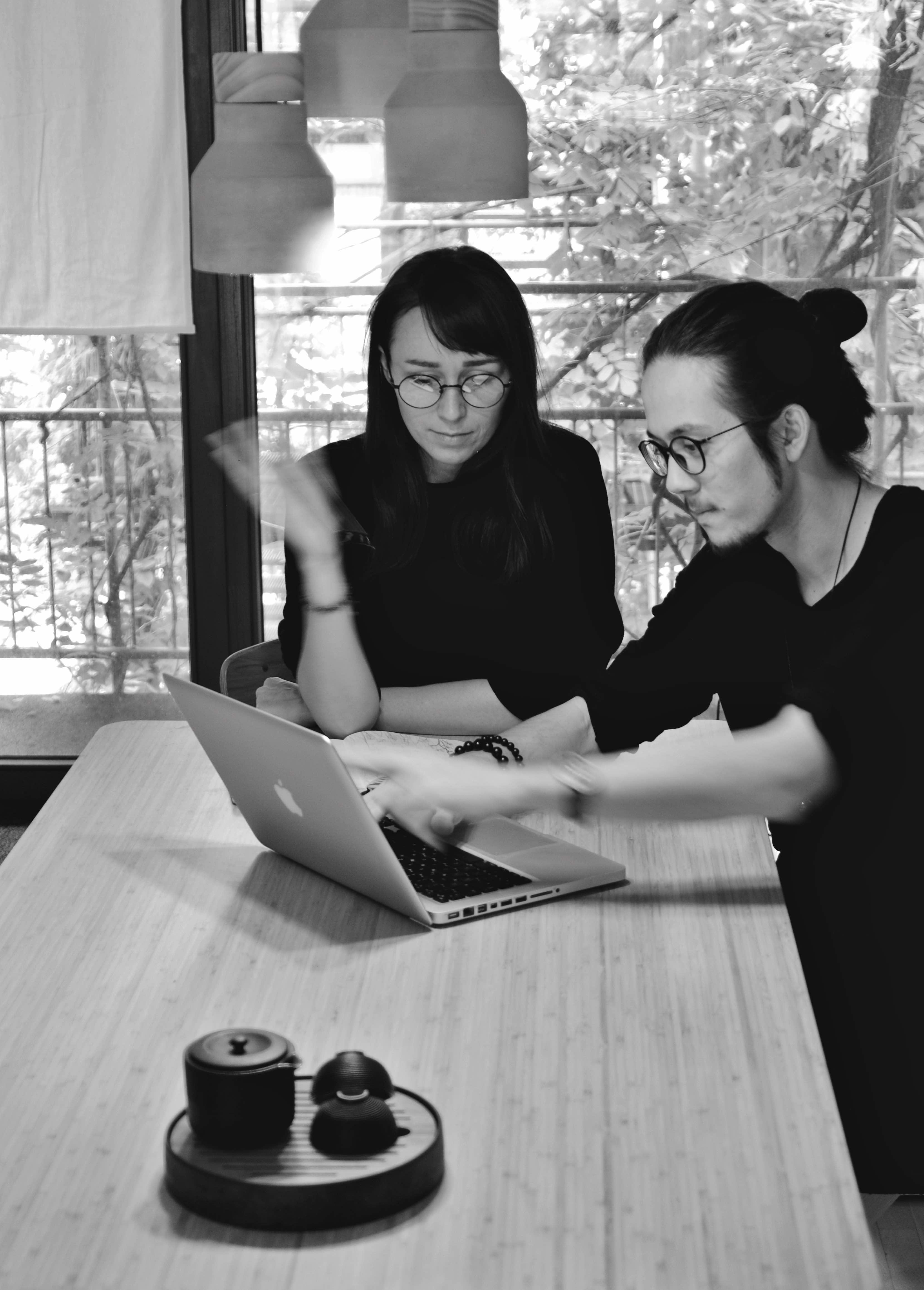 Design in Konstanz. Endformat Designstudio. Pascal Rüttenauer & Christina Weinbrenner